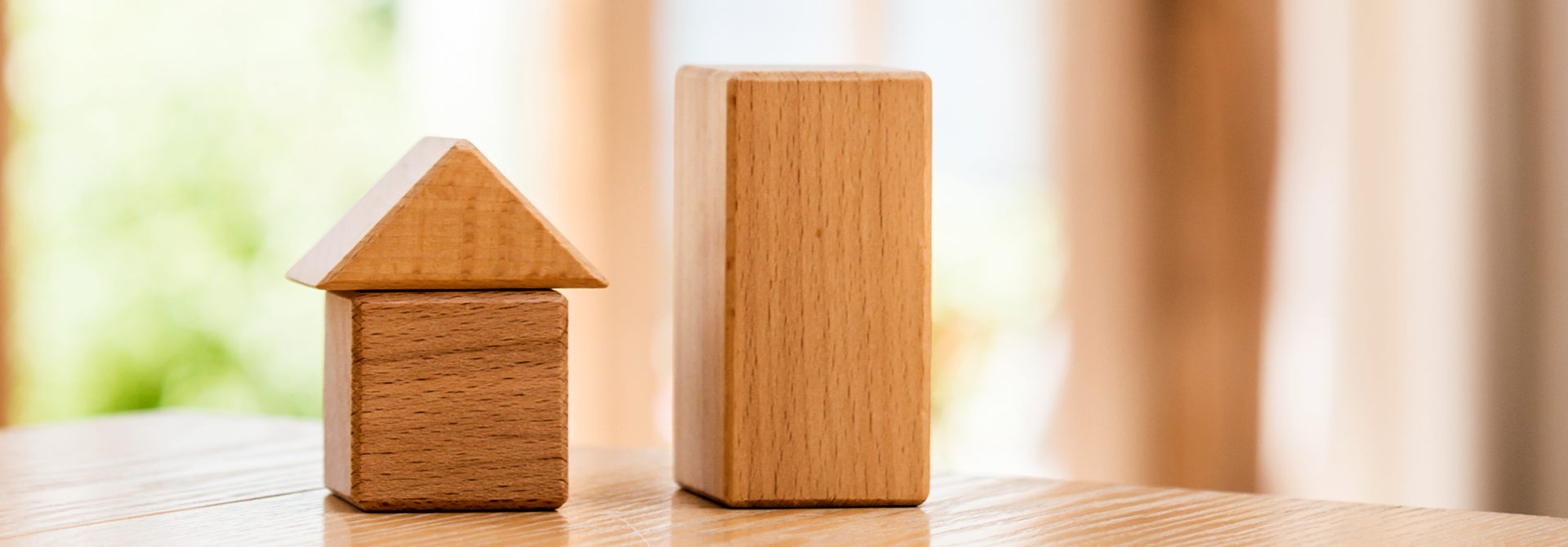 マルキ木工所の木工製品。